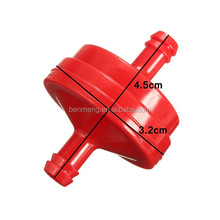 Inline Fuel Gas Filter For Briggs & Stratton lawnmower spare parts 632107A 632107 & 640084A