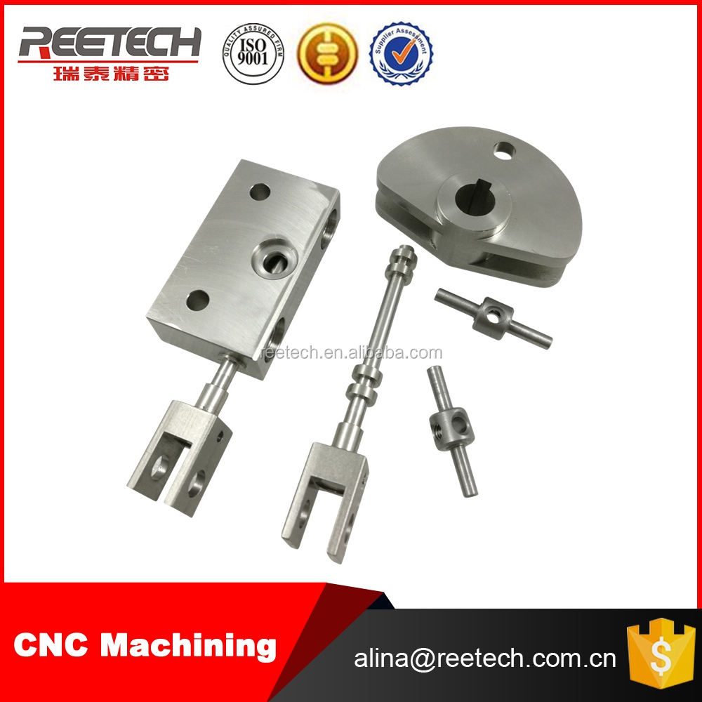 Chinese factory cnc machining parts with design <strong>service</strong> and good delivery time