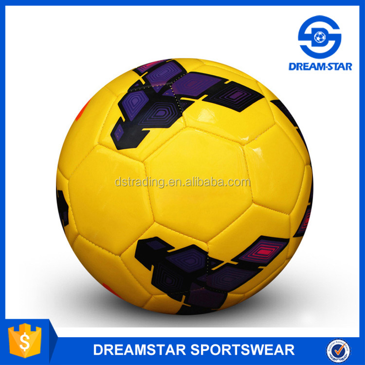 Custom Cheap With Famous Club Soccer Ball With Top Quality