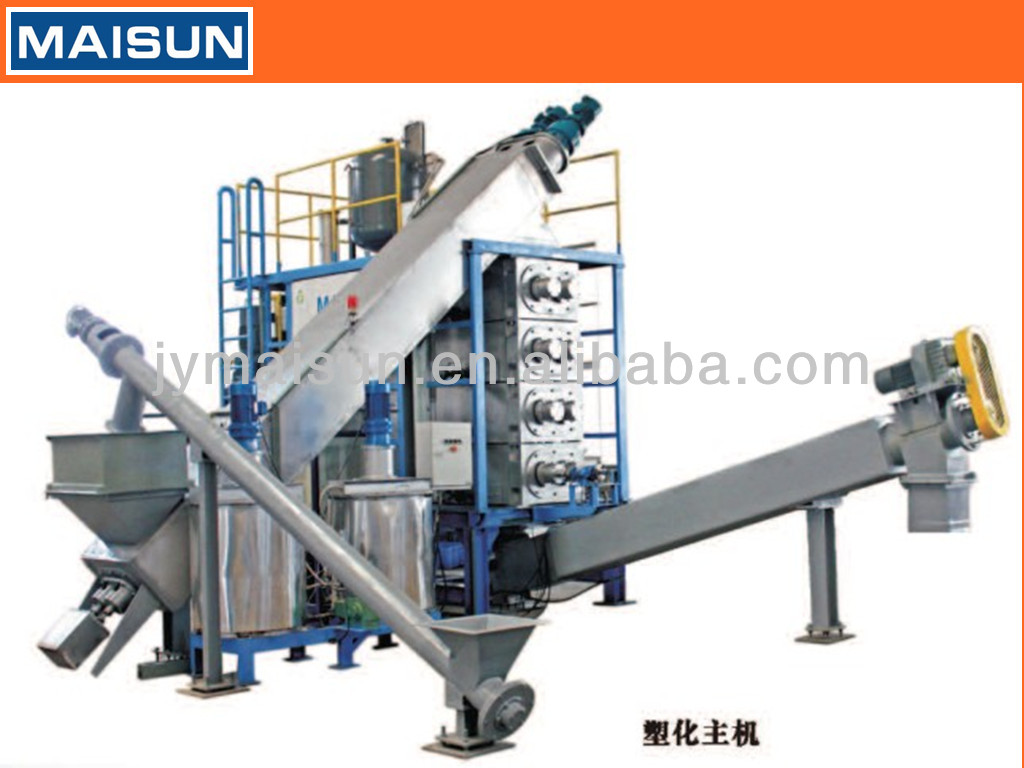 Devulcanized Waste Tyre Recycling Machine, reclaimed rubber, reclaimed rubber production line