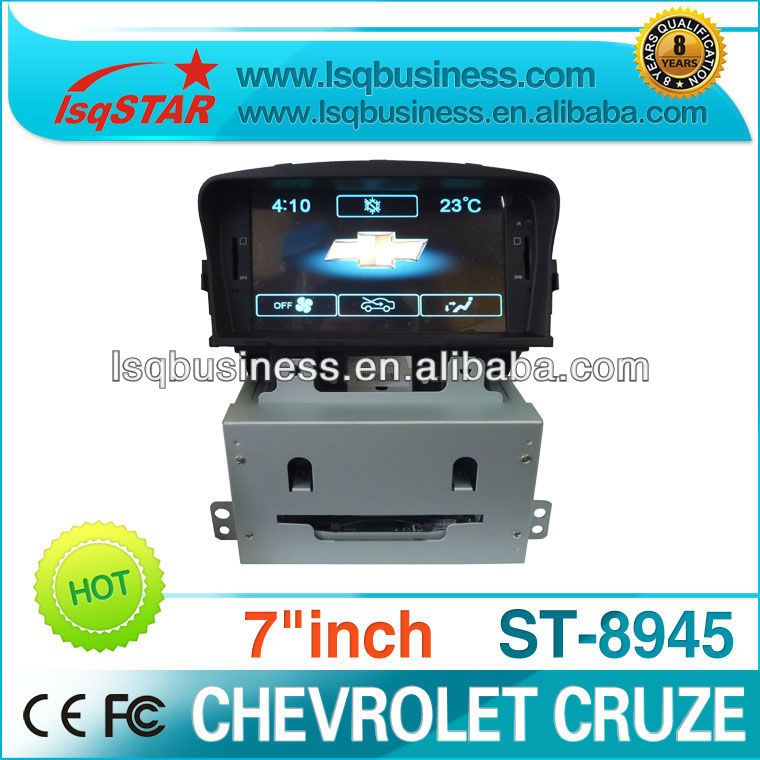 Car DVD player for Chevrolet Cruze,ST-8945