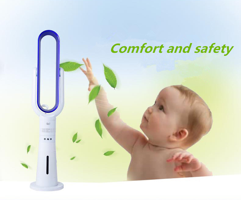 Cooler air humidifier Electric fan