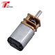 6v dc motor with gear reduction 12v 80 rpm dc gear motor