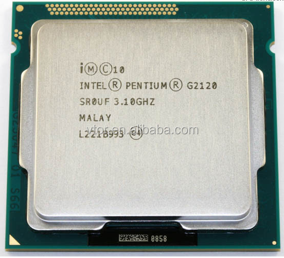 Intel Pentium G2120 CPU Dual-Core Cheap Price