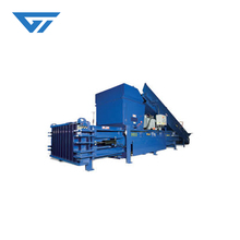 Outstanding waste carton cardboard baler machine