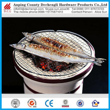 Stainless Steel Crimped mesh /Wave Netting Barbecue Wire Mesh Factory (Made in China)