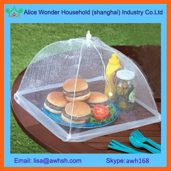 Nylon Mesh Screen Food Cover