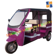 TEB-88 60V 1100w luxury electric power 3 wheel tricycle tutu passenger tricycle