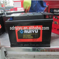 12v Starting Battery for Cars/Bus/Motor Vehicle DIN55AH MF