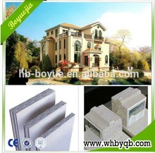 Concrete wall panel mold light weight decorative concrete block