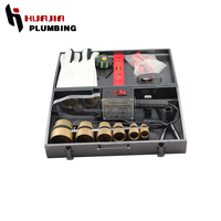 JH1457 plastic pipe welding machine ppr hot melt pe welding machine