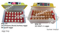 Good Quality High Hatching Rate chiken machine egg incubator ostrich