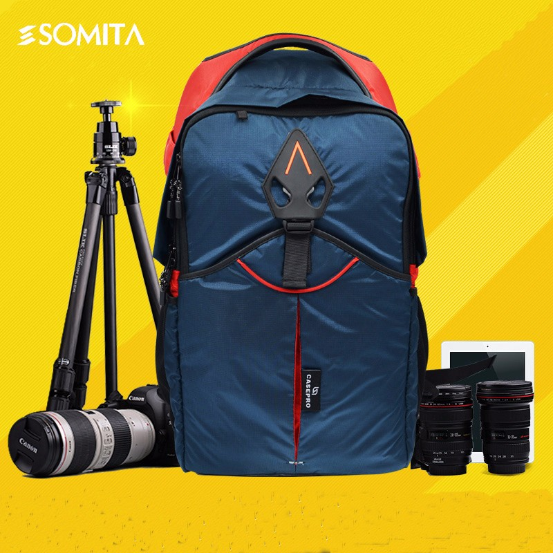 Somita ANGLE220 Shoulders Camera Backpack DSLR SLR Camera Bag Camera Case can Waterproof