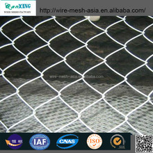 2014 New arrival high security chain link fence slats metal fence