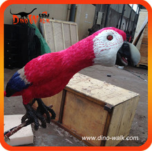 Dino0405 Animatronic animal parrot 0.6 meters long