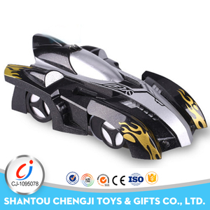 Wholesale wall stunt climb racer infrared mini rc car electric