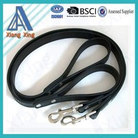 Promotional exhibitions gifts PU Leather Dog Pet Leash Dog Lead wholesale