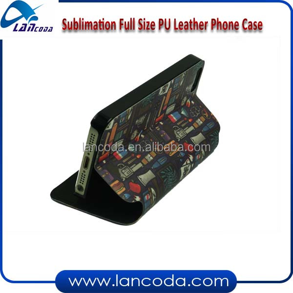 sublimation DIY phone case for iphone5/5s