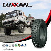 LUXXAN good quality best radial truck tyre 1000r20