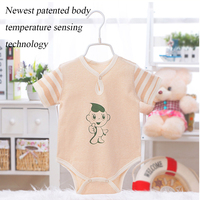 wholesale Infant toddlers wear soft baby cotton romper