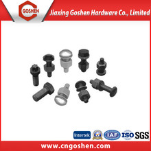 Made in China grade 8.8 Heavy hex Bolt and nut din 7990