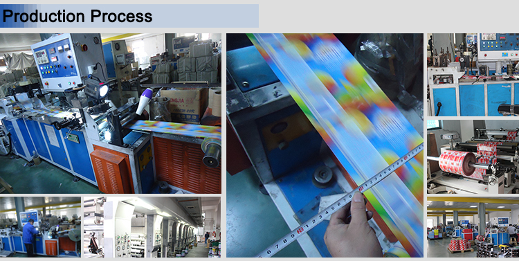 Multicolor different Food&drink bottle packaging machine