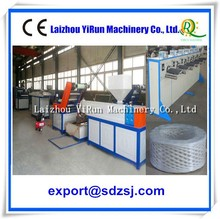 New Condition Thermoplastic PP/PE Plastic Processed Sheet/Film Making Machine