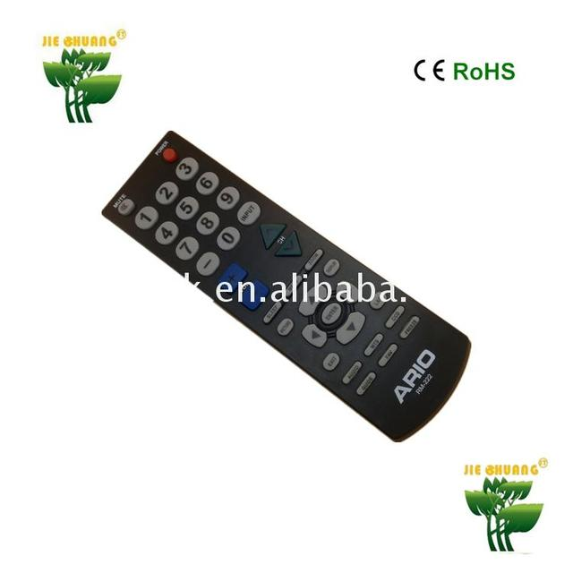 Super quality cheap price universal tv remote codes from Chinese supplier