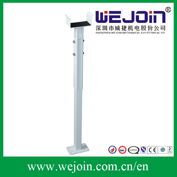Vehicle Barrier Gate Vehicle Access Control led by Remote Control Car
