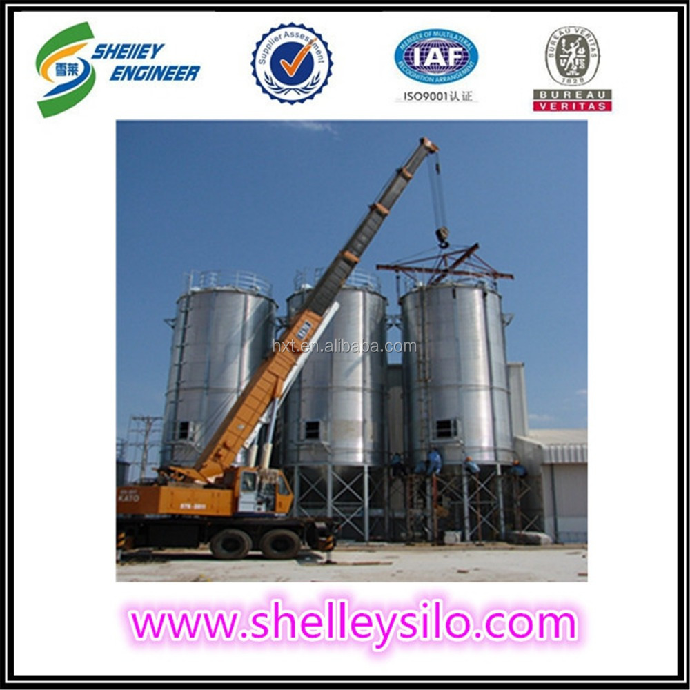 Silos China for lentil grain storage