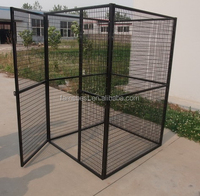 High Quality Galvanized Large Dog Kennel for Sale