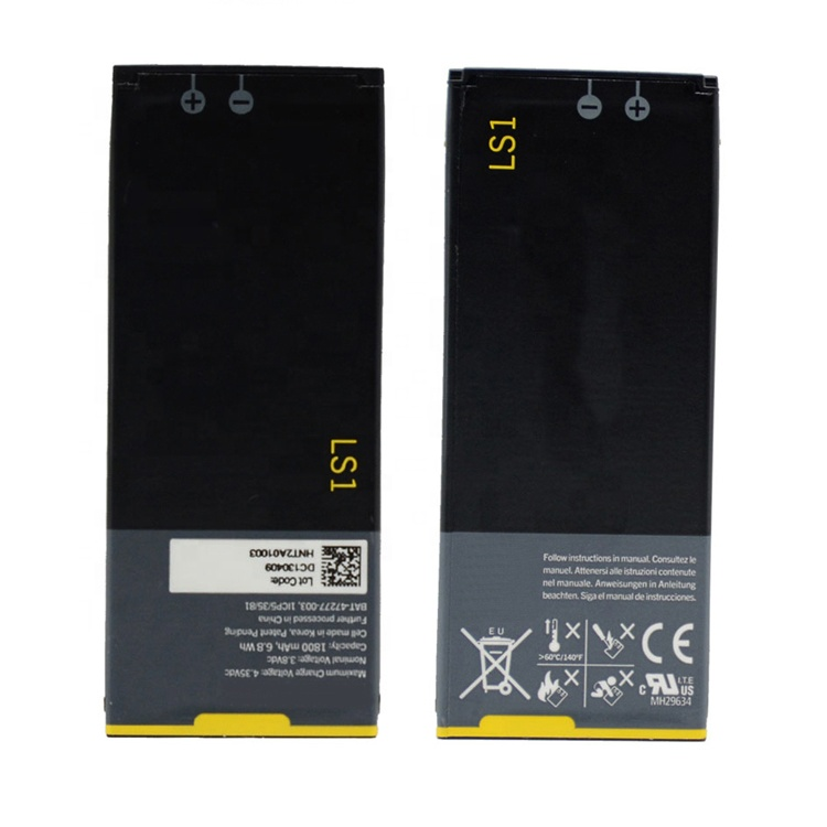 Hot Selling 1800mAh New Original High capacity L-S1 LS1 mobile phone <strong>battery</strong> for <strong>Blackberry</strong> <strong>Z10</strong>