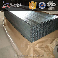 Constructions Galvanized Steel Roofing Sheet HS Code