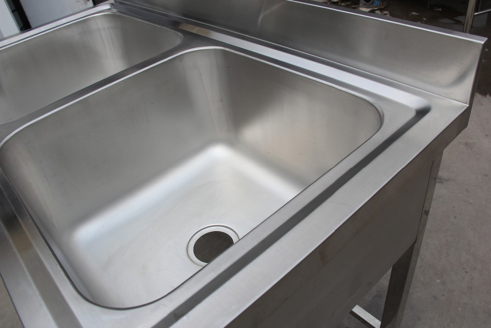 Best Quality Double Bowl Kitchen Stainless Steel Sink With