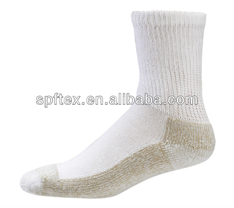 Cupron Anti-bacterial Sock Made By Copper Yarn