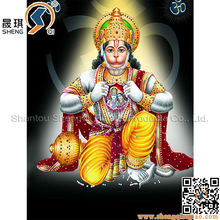 3D Hindu God Picture In PP/PET Lenticular