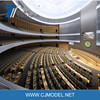 3D Interior rendering of theater , interior design rendering , architectural rendering
