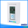 Low power consumption 8 months standby WIFI door bell ring with camera