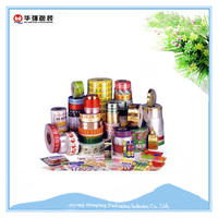 High Quality And Beautiful In Colors Soft Composite Film With Aluminum For Pharmaceutical Packaging