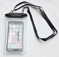 High quality PVC/TPU Waterproof mobile phone bags&cases for smart phone