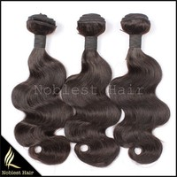 Top 6A Grade New Hair Products Virgin Brazilian Hair/Peruvian Hair/Malaysian Hair Wholesale peruvian hair bundles