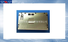 laptop IC card connector hard disk circuit board component micro sart card connector H=3.50mm Producer
