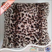STOCK ANIMAL PRINTED PV FLEECE CUSHION COVERS