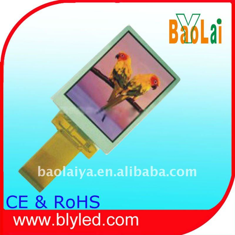 small size Liquid Crystal Display