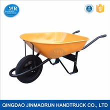 China High Quality Pu Wheel Garden Wheel Barrow
