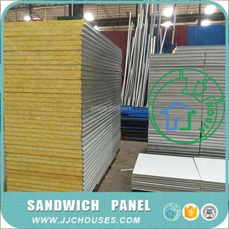 2016 best sales fireproof sandwich panel, and insulated roof sandwich panel, low cost polyurethane sandwich roof panel