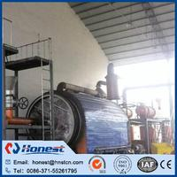 continuous tire to furnace oil machine supplier