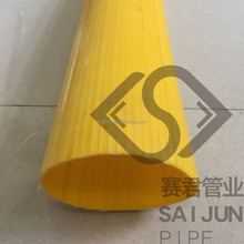 TPU lay flat water discharge hose for agriculture farm