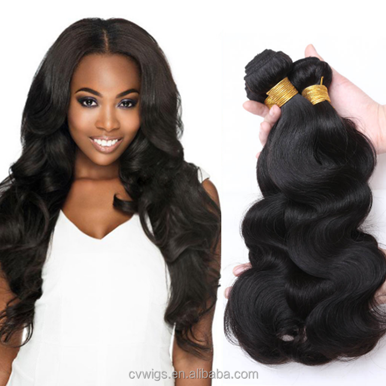 Body wave virgin human southeast asian hair