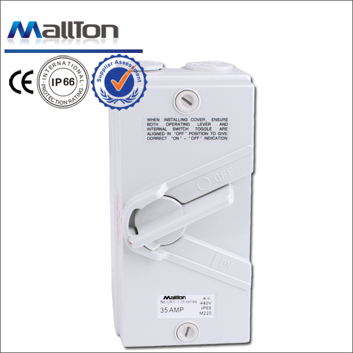 CE certificate 2 gang wall switch